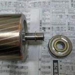 レンジフード 異音修理(タカラ VU-903 ベアリング交換)