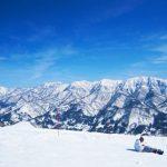 スノーボードに行ってみよう!