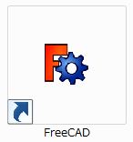 FreeCADアイコン