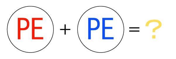 PEとPEの結び方