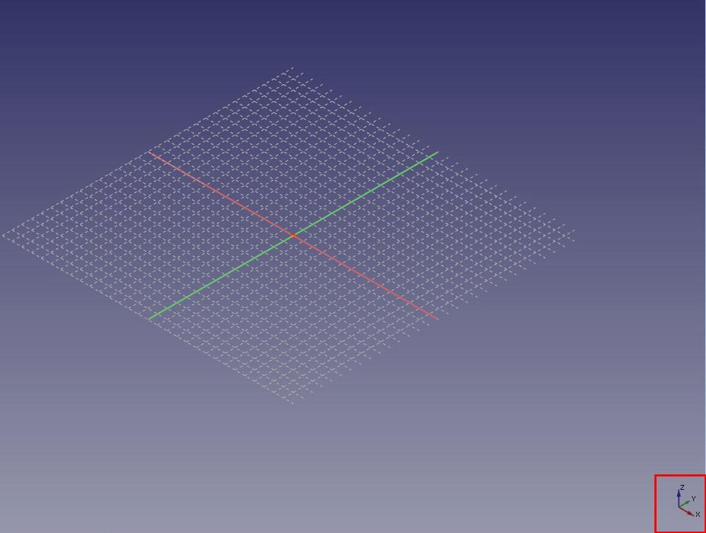 不等角投影ビュー2