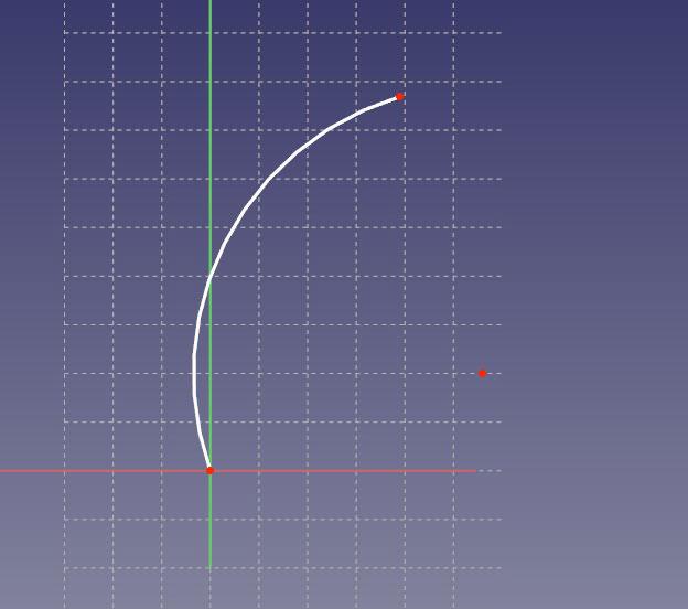 円弧-ラフ