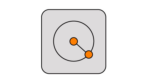DraftSight-円(Circle)コマンド