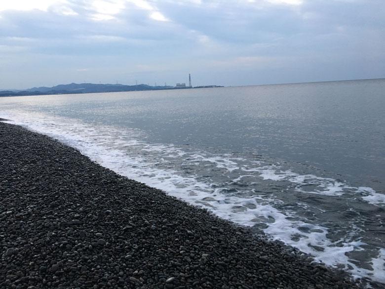 煙樹ヶ浜ショアジギング(2017-11月4日)