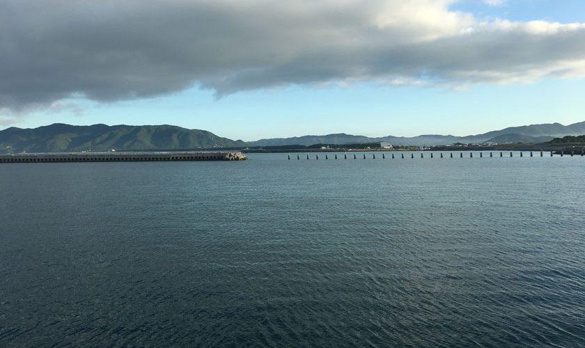 2018年 7月21日 日高港へ釣行