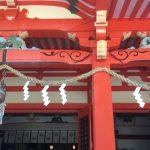 淡島神社で人形供養