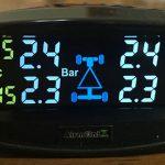 TMPSで空気圧監視! プロテクタ エアモニX 購入